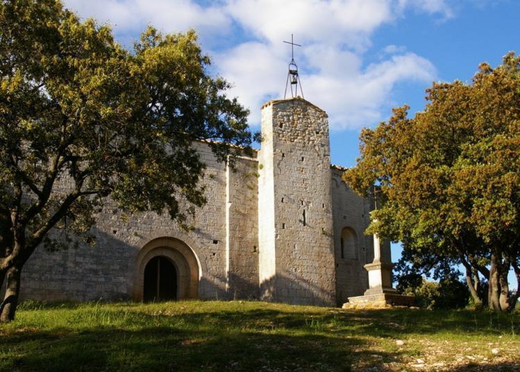Eglise Saint-sylvestre Des Brousses à Puechabon