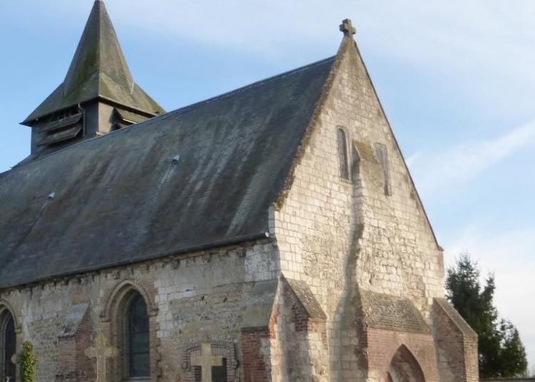 Église Saint-sylvin De Mautort à Abbeville