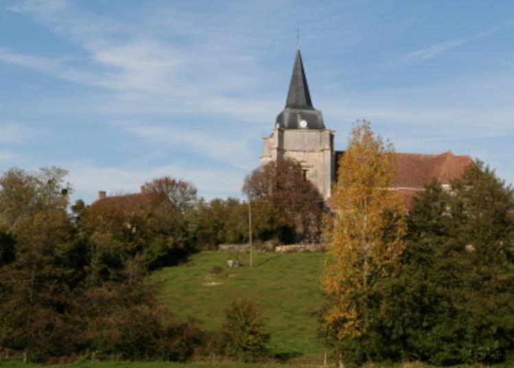 Église Saint-symphorien De Suilly-la-tour à Suilly la Tour