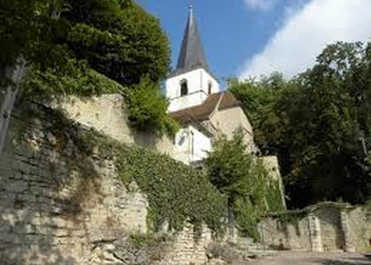 Eglise Saint-urse À Montbard