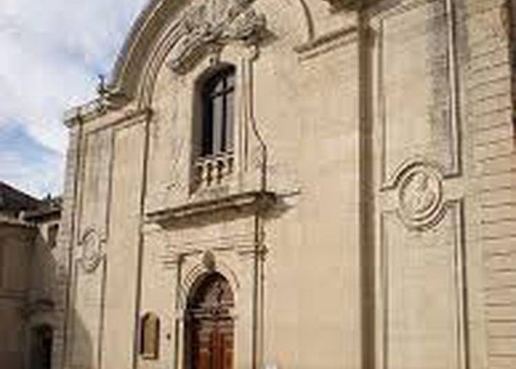 Eglise Sainte-eulalie à Montpellier