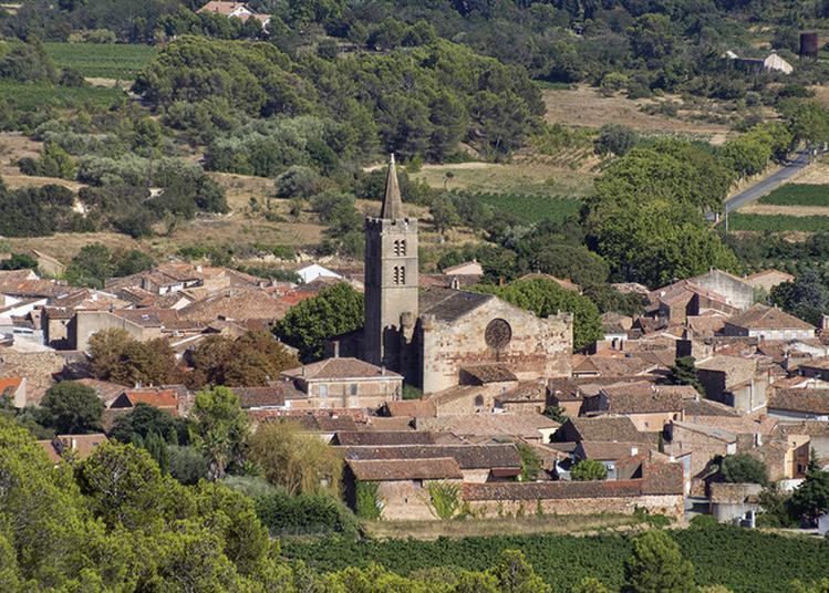 Eglise Sainte-eulalie-de-mérida à Cruzy