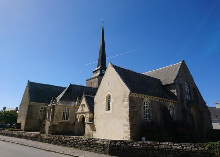 Eglise Sainte-julitte Et Saint-cyr à Ambon