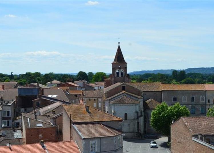 Eglise Sainte-livrade à Sainte Livrade sur Lot