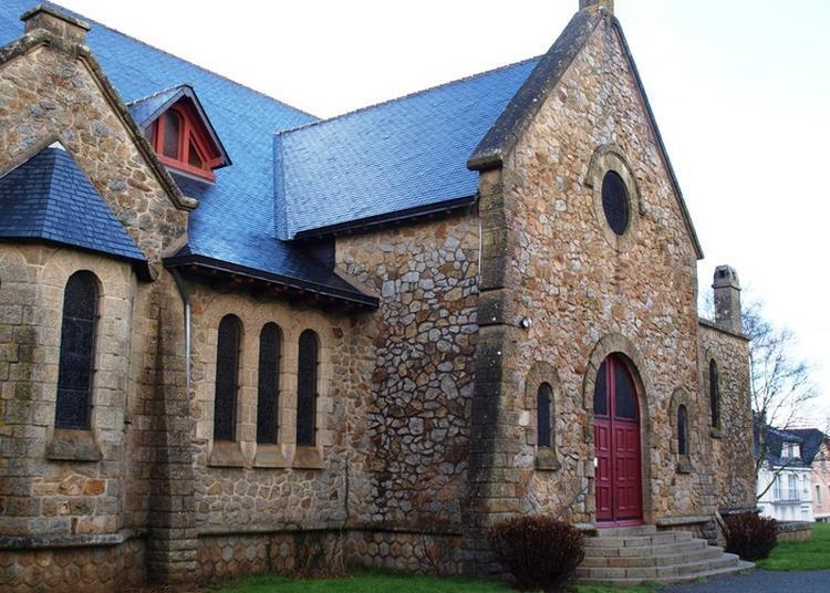 Eglise Sainte-thérèse De Keryado à Lorient