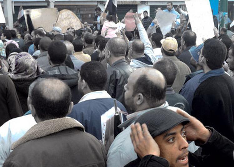 Egypte et Révolution - Photographie à Rennes