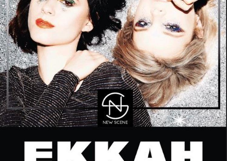 Ekkah (+ Guest) à Paris 12ème