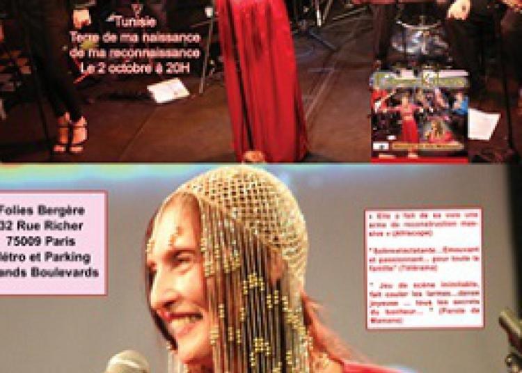 Elaine Kibaro à Paris 9ème
