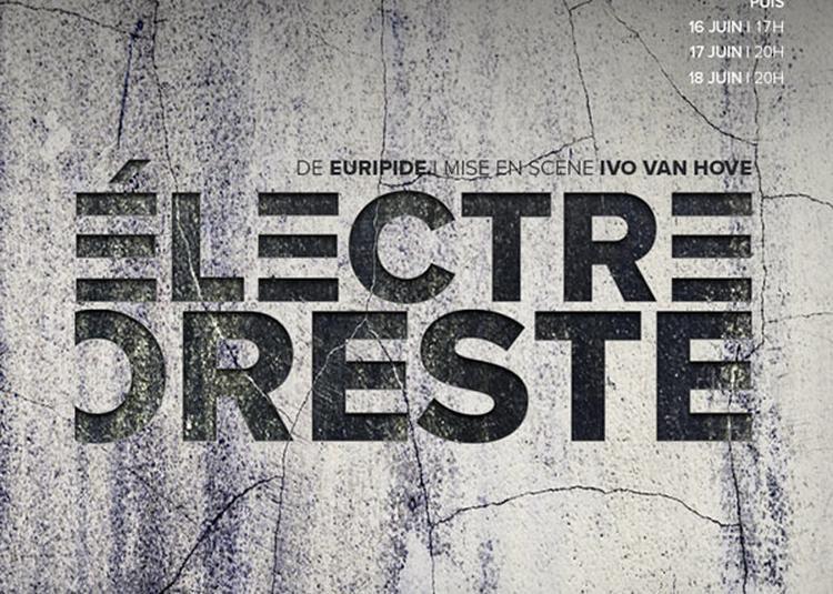 Electre / Oreste à Paris 15ème