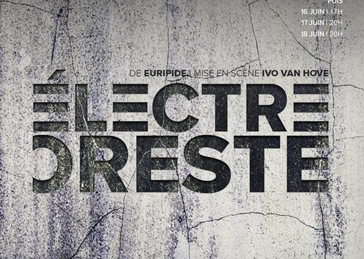 Electre / Oreste à Amiens