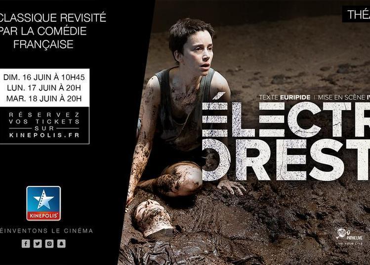 Electre/orestre (reprise) à Rouen
