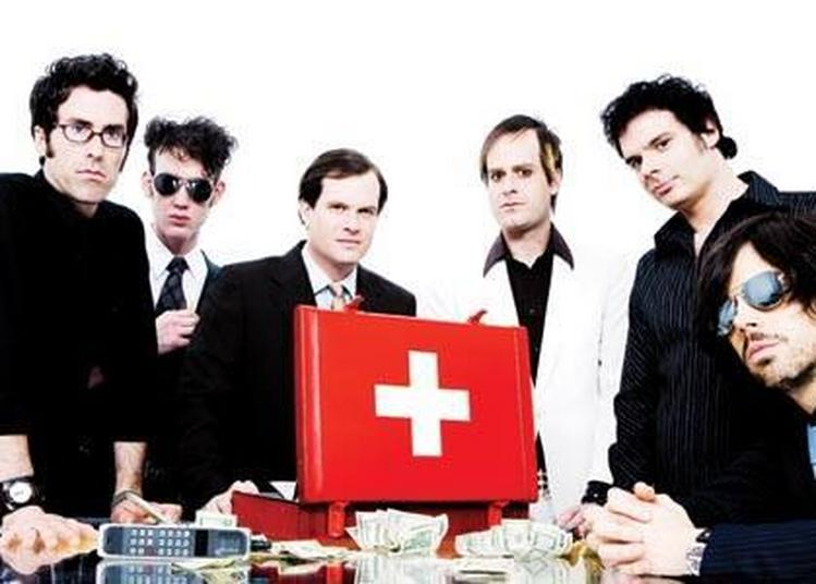 Electric 6 + Guest à Paris 13ème