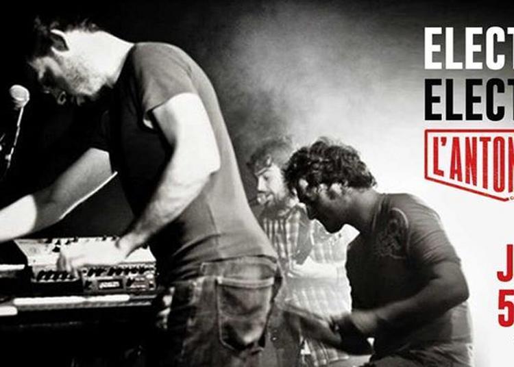 Electric Electric + Guru Guru & After à Besancon