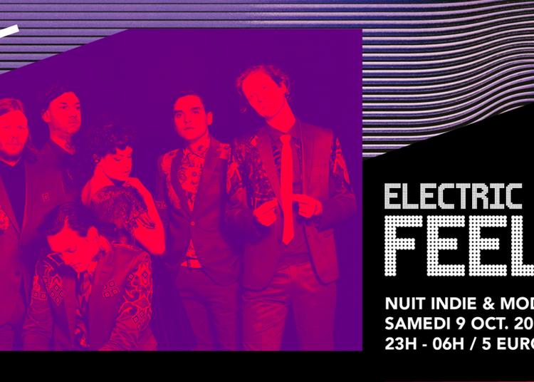 Electric Feel / Nuit Indie & Modern Pop Du Supersonic à Paris 12ème