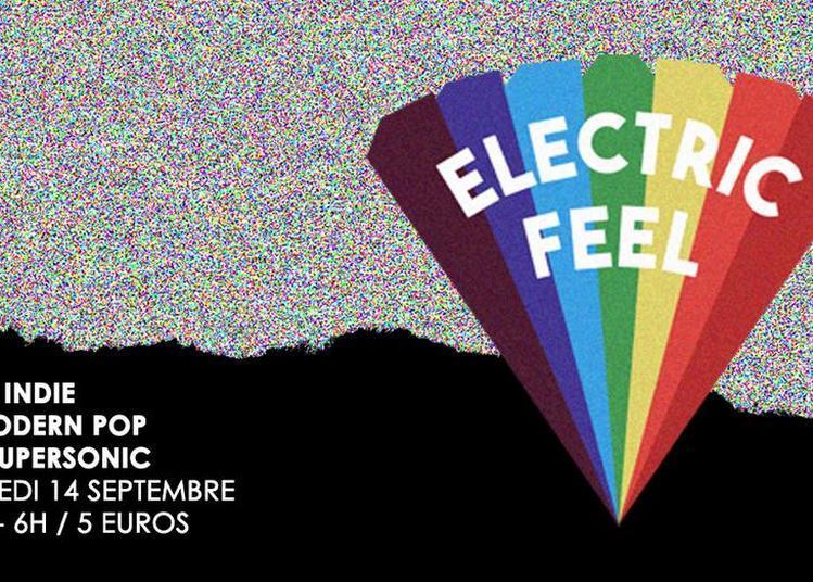 Electric Feel / Nuit Indie & Modern Pop à Paris 12ème