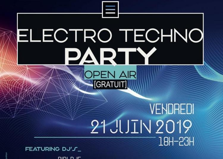 Electro Techno Party à Douvrin