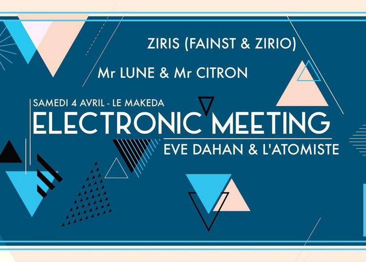 Electronic Meeting : Duo Night à Marseille