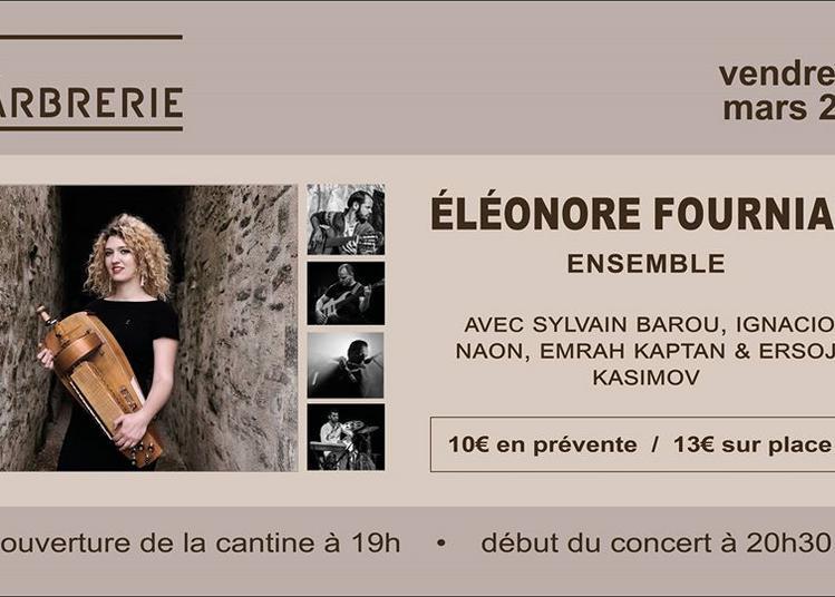 Éléonore Fourniau à Montreuil
