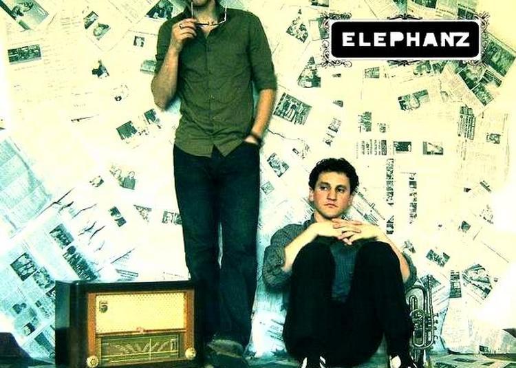Elephanz + à Auxerre