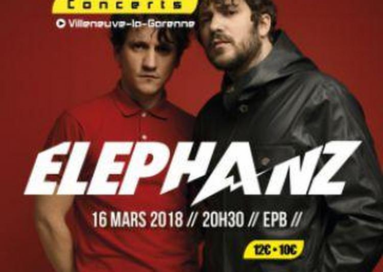 Elephanz à Villeneuve la Garenne