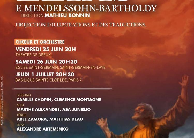 Elias - F. Mendelssohn-Bartholdy à Saint Germain en Laye