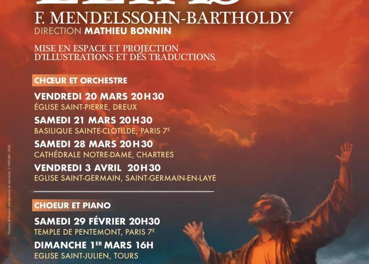 Elias- F.Mendelssohn à Dreux