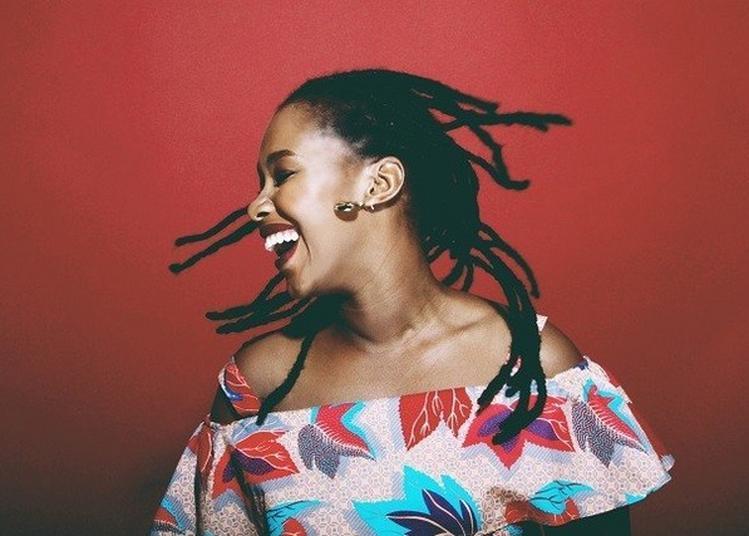 Elida Almeida - Soirée Cap-Vert à Montelimar