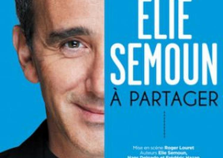 Elie Semoun à Longjumeau