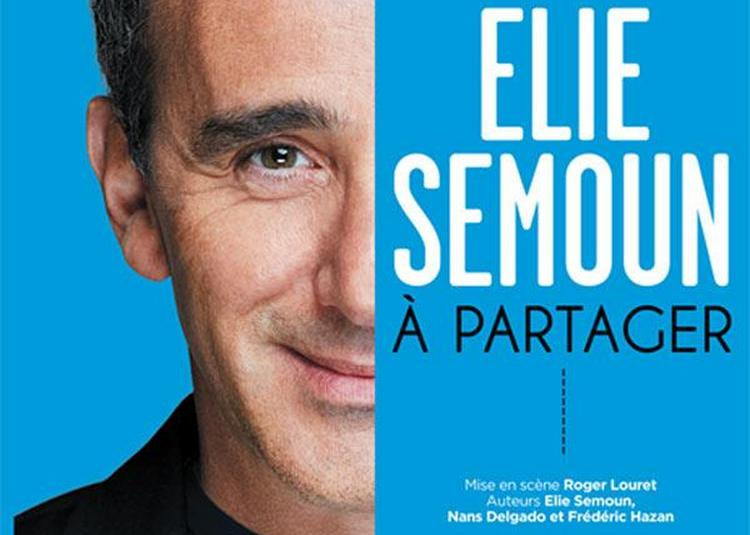 Elie Semoun à Pontarlier