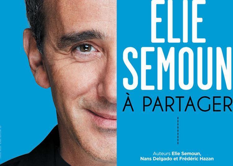 Elie Semoun à Bordeaux
