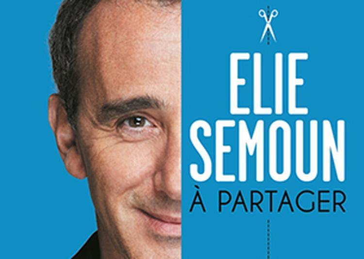 Elie Semoun Et Ses Monstres à Anet