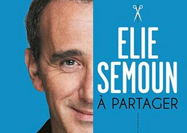 Elie Semoun Et Ses Monstres - report avril à Plougastel Daoulas