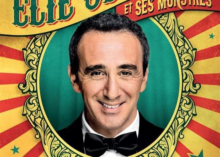 Elie Semoun Et Ses Monstres à Deauville