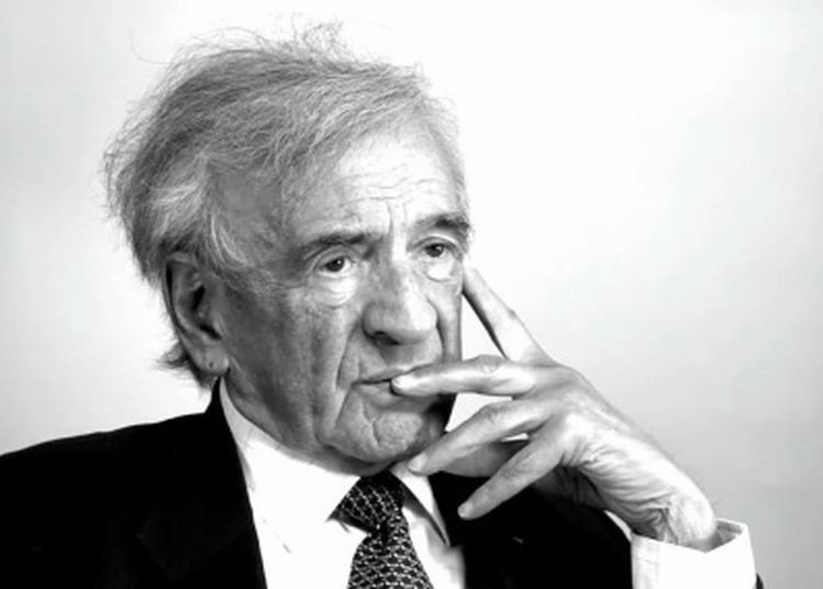 Elie Wiesel à Orléans