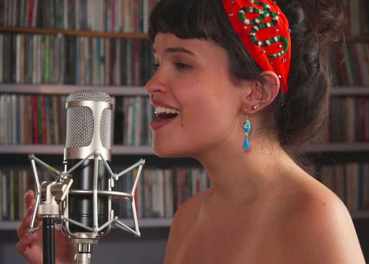 Elisa Lecuyer Latin Quartet à Paris 1er