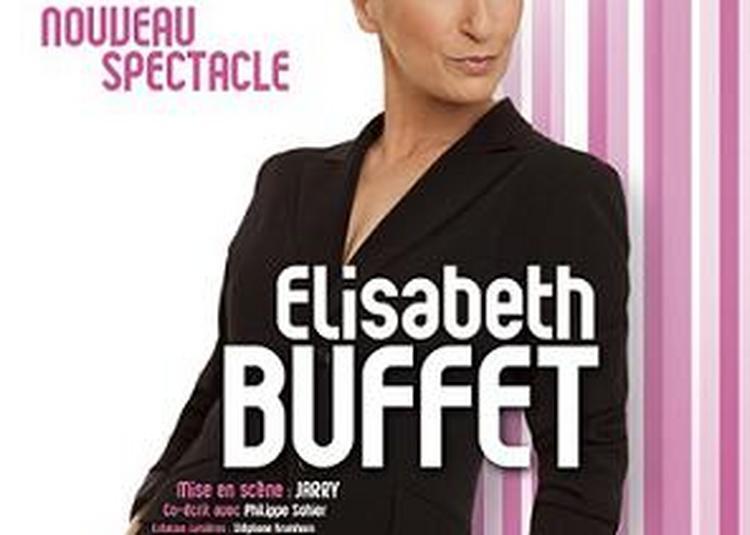 Elisabeth Buffet : nouveau spectacle à Blois