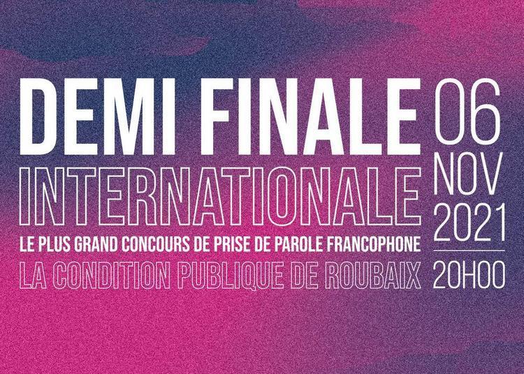Eloquentia : la demi-finale à Roubaix