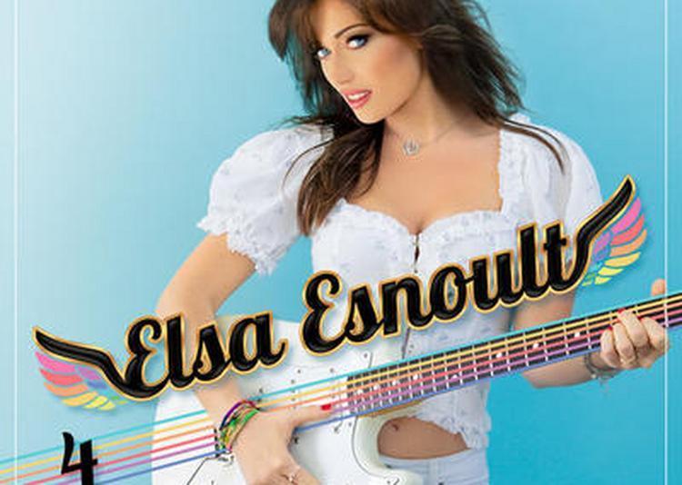 Elsa Esnoult à Bordeaux