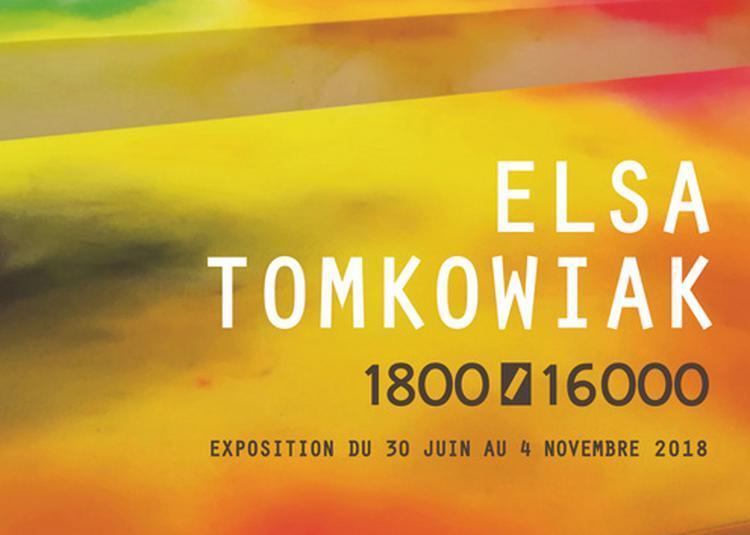 Elsa Tomkowiak 1800/16000 à Tournon sur Rhone
