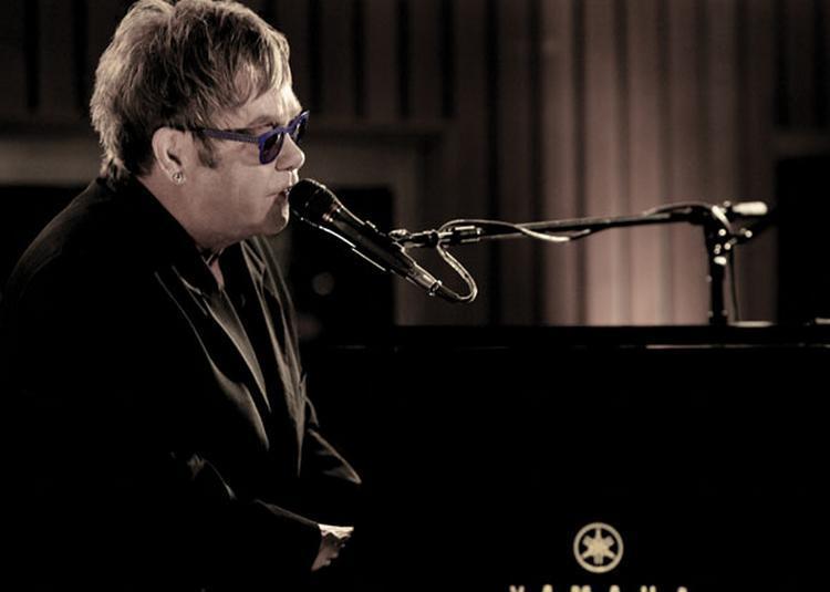 Elton John à Paris 12ème