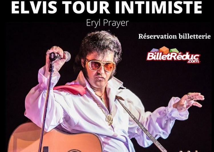 Elvis Tour Intimiste à Nantes