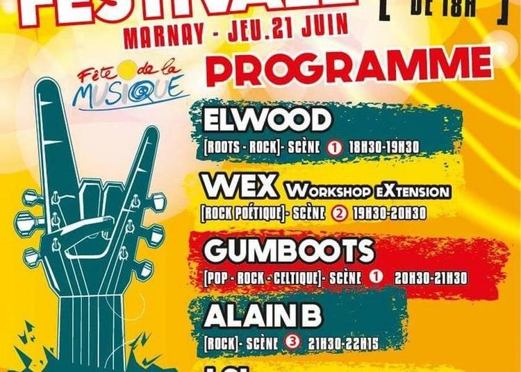 Elwood + Gumboots + Lsi à Marnay