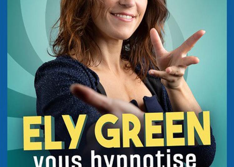 Ely Green Vous Hypnotise à Paris 10ème