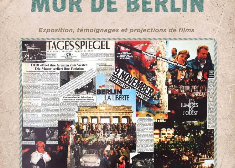 30ème anniversaire - Chute du mur de Berlin à Lisle sur Tarn