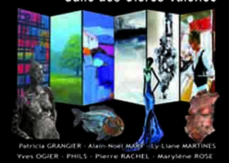 10 ème Anniversaire Salon d'Arts REG'ARTS à Valence