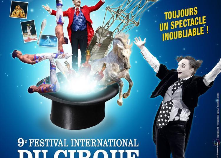 9ème édition du Festival du Cirque International de Bayeux 2021