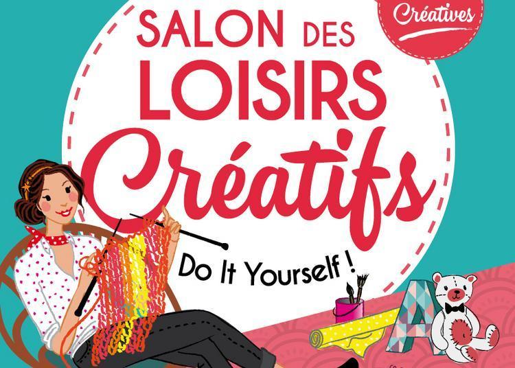 20ème édition du Salon des loisirs créatifs à Toulouse