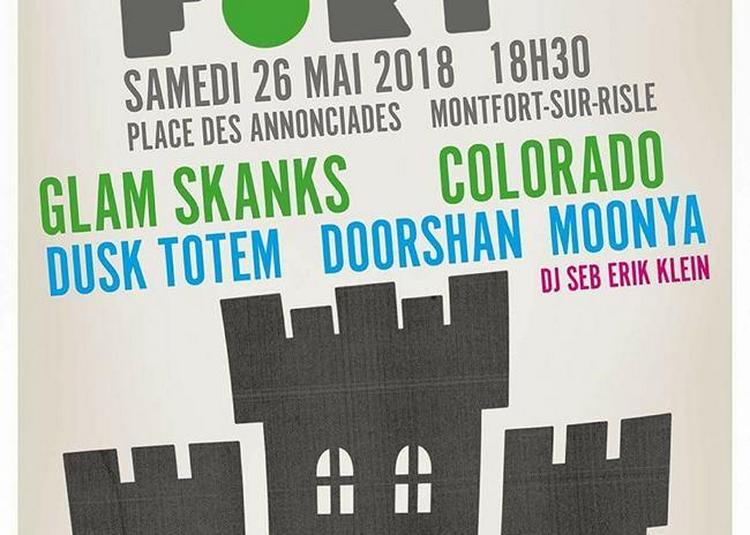 Festival Rock Mon Fort 2018