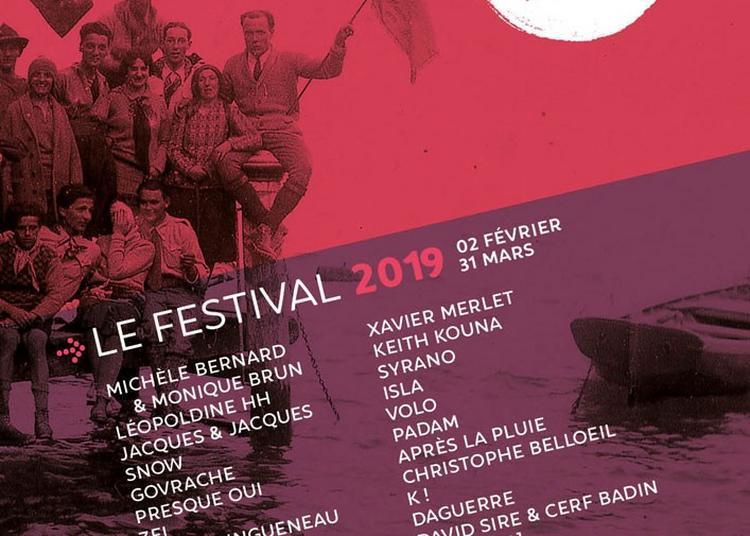 25ème Festival Chant'Appart 2019