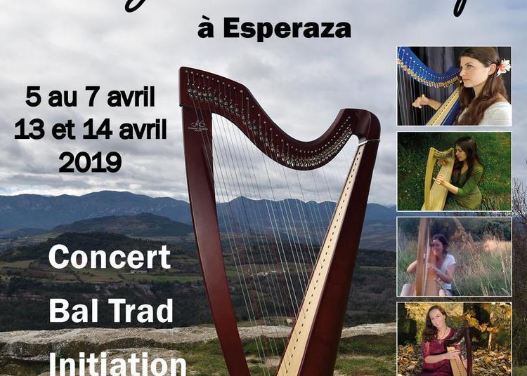 3eme Festival des journées de la harpe de l Aude à Espéraza 2019